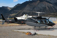 C-FWCE - CC Helicopters' base in Lillooet, British Columbia - by Tomas Milosch