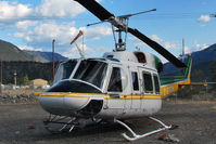 C-GSQM - CC Helicopters' base in Lillooet, British Columbia - by Tomas Milosch