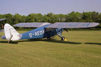 G-AEOA photo, click to enlarge