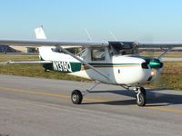 N1319Q @ TDZ - Arriving at the EAA breakfast fly-in - Toledo, Ohio. - by Bob Simmermon