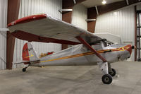 C-FWPI @ CAL5 - Taken in the hangar at Alexis Creek, BC, Canada - by jetess777