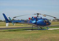 VH-OUF @ YMMB - Eurocopter Squirrel VH-OUF