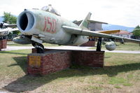 150 @ LBPG - Bulgarian Museum of Aviation, Plovdiv-Krumovo, - by Attila Groszvald-Groszi