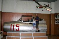 115 @ LBPG - Bulgarian Museum of Aviation, Plovdiv-Krumovo. - by Attila Groszvald-Groszi