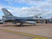 J-201 @ EGVA - General Dynamics F-16AM Fighting Falcon J-201 Royal Netherlands Air Force - by Alex Smit