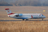 OE-LCJ @ VIE - Austrian arrows Canadair Regional Jet CRJ200LR - by Chris J