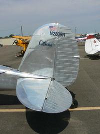 N2809N @ LNC - At Lancaster Airport, Texas