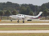 N984MW @ ORL - Cessna 340A