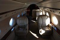 N5115 @ ORL - Gulfstream IV