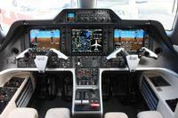PP-XVM @ ORL - Phenom 300 cockpit