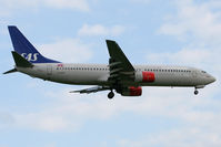 LN-RPM @ EGCC - Short final to Runway 23R at Manchester. - by MikeP