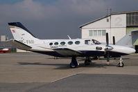 OE-FAW @ VIE - Smart Air Service Cessna 425 - by Dietmar Schreiber - VAP