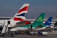 G-EUUM @ VIE - British Airways Airbus 320
