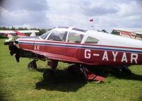 G-AYAR photo, click to enlarge