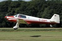 D-EBPI @ EBDT - touch down on the Diest runway - by Joop de Groot
