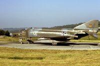 35 10 @ EDSP - Luftwaffe RF-4E at Fliegerhorst Pferdsfeld
