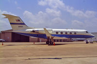83-0501 @ FTW - C-20A At Meacham Field - Ft. Worth, TX