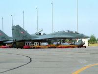 26 @ LHKE - Kecskemét, Hungarian Air-Forces Base - Airshow '2005 - by Attila Groszvald-Groszi