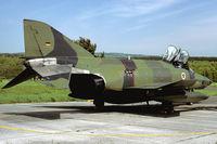 35 08 @ EDSP - Luftwaffe RF-4E at Fliegerhorst Pferdsfeld
