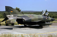 35 61 @ EDSP - Luftwaffe RF-4E at Fliegerhorst Pferdsfeld