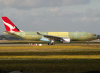 F-WWKU @ LFBO - C/n 976 - For Qantas - by Shunn311