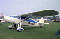G-FANC @ EGTC - Fairchild 24R-46 at the 1994 PFA Rally at Cranfield Airport.. - by Malcolm Clarke