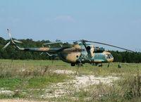 6223 - Veszprém-Jutas-Ujmajor temporary army helicopter base. - by Attila Groszvald-Groszi