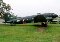 301 @ LHSN - Szolnok-Szandaszölös airplane museum. - by Attila Groszvald-Groszi