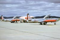 133610 @ CYYR - a pair of CT-133 Silver Stars at Goose Bay - by FBE
