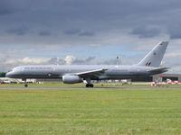 NZ7572 @ EGVA - Boeing B757-2K2 NZ7572 Royal New Zealand Air Force - by Alex Smit