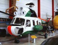 D-HZPQ - Mil (PZL) Mi-2 of the german police  at the Flugausstellung Junior, Hermeskeil - by Ingo Warnecke