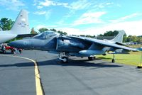165388 @ KFFC - Harrier - by Connor Shepard