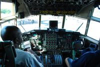 81-0629 @ KFFC - C-130 Cockpit - by Connor Shepard