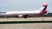 B-4018 @ ADW - PRC PLAAF 737-33A at Andrews AFB MD - by J.G. Handelman