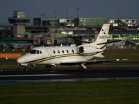 N560TH @ EGCC - TJH Air Inc - by Chris Hall