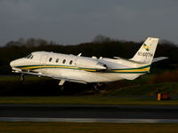 N560TH @ EGCC - TJH Air Inc - by Chris Hall