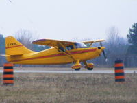 C-FKRL @ CYOO - Snapped this one while it taxied for takeoff - by OshawaBuddha