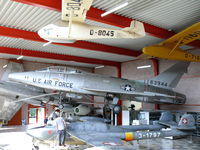 56-3944 - North American TF-100F Super Sabre 56-3944 US Air Force in the Hermerskeil Museum Flugausstellung Junior - by Alex Smit