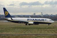 EI-DLB @ EGBB - Ryanair B737 at Birmingham