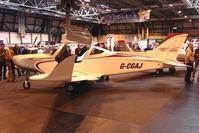 G-CGAJ @ EGBB - Exhibited at the NEC Birmingham (UK) - 2009 ' The Flying Show '