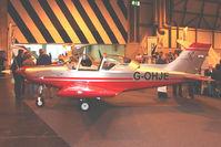 G-OHJE @ EGBB - Exhibited at the NEC Birmingham (UK) - 2009 ' The Flying Show '