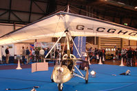 G-CGHG @ EGBB - Exhibited at the NEC Birmingham (UK) - 2009 ' The Flying Show '