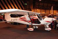 G-CFIY @ EGBB - Exhibited at the NEC Birmingham (UK) - 2009 ' The Flying Show '