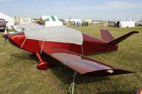 N612BW @ KOSH - 2009 Oshkosh EAA fly-in