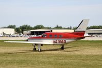 N618BD @ KOSH - 2009 Oshkosh EAA fly-in - by Todd Royer
