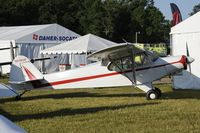 N619GB @ KOSH - 2009 Oshkosh EAA fly-in