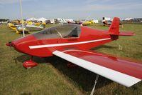 N622CV @ KOSH - 2009 Oshkosh EAA fly-in