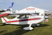N643R @ KOSH - 2009 Oshkosh EAA fly-in