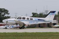 N691JH @ KOSH - EAA AIRVENTURE 2009