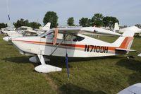 N710DH @ KOSH - EAA AIRVENTURE 2009